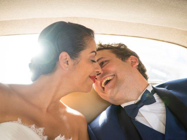 Le mariage de Fabrice et Aicha à Paris, Paris 20