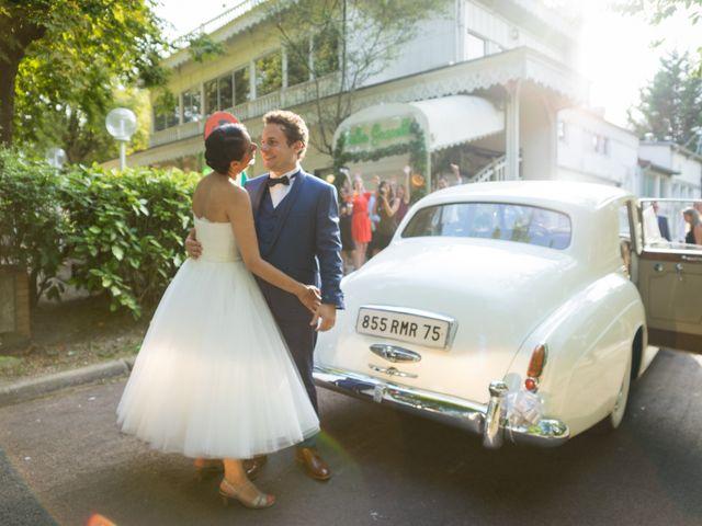Le mariage de Fabrice et Aicha à Paris, Paris 23