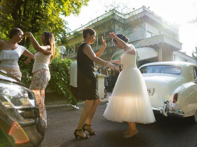 Le mariage de Fabrice et Aicha à Paris, Paris 25