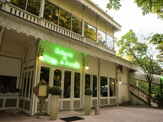 Le mariage de Fabrice et Aicha à Paris, Paris 26