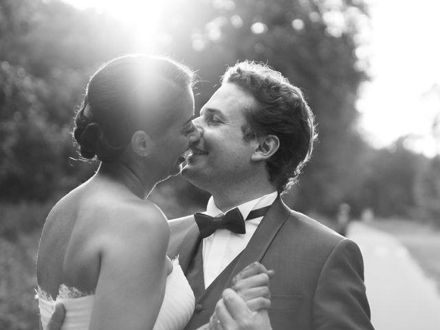 Le mariage de Fabrice et Aicha à Paris, Paris 38
