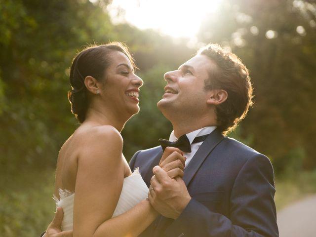 Le mariage de Fabrice et Aicha à Paris, Paris 39