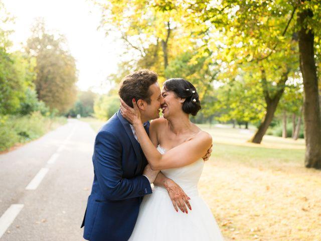 Le mariage de Fabrice et Aicha à Paris, Paris 40