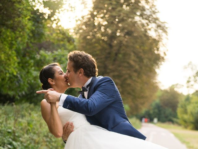 Le mariage de Fabrice et Aicha à Paris, Paris 41