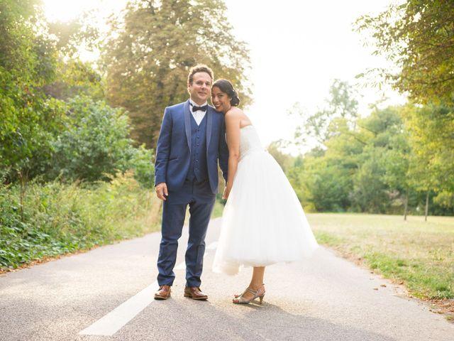 Le mariage de Fabrice et Aicha à Paris, Paris 42