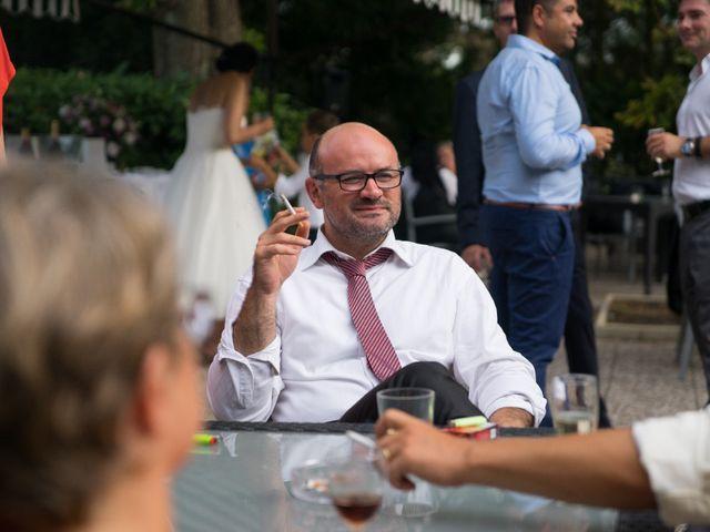 Le mariage de Fabrice et Aicha à Paris, Paris 46
