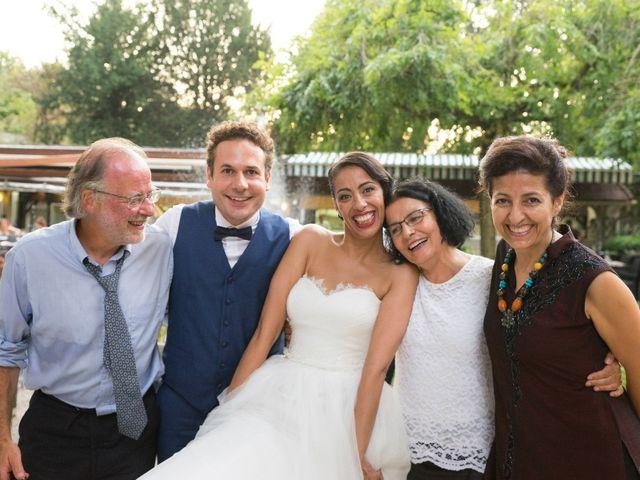 Le mariage de Fabrice et Aicha à Paris, Paris 47