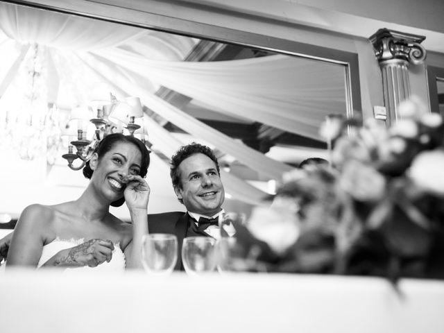 Le mariage de Fabrice et Aicha à Paris, Paris 50