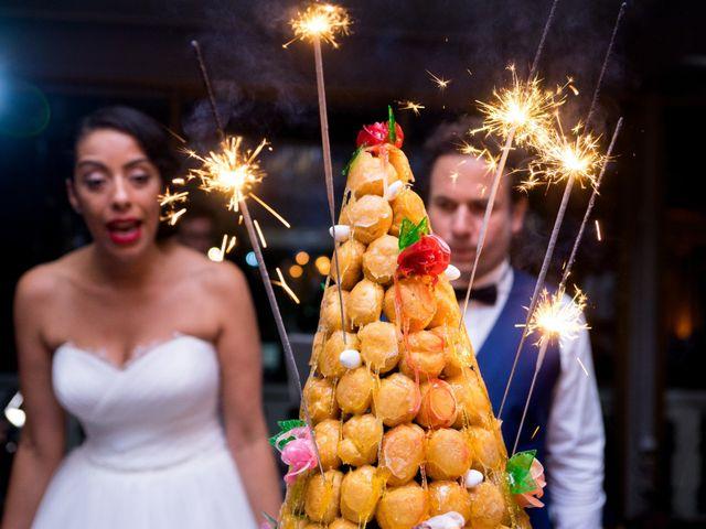 Le mariage de Fabrice et Aicha à Paris, Paris 56