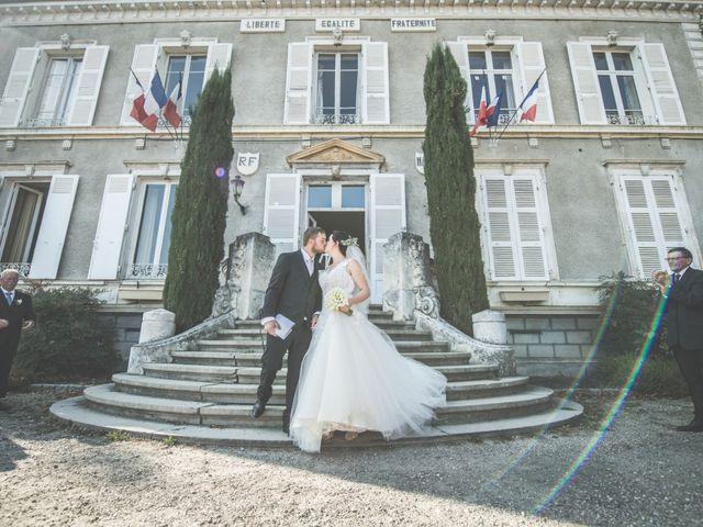 Le mariage de Pierre et Solène à Lyon, Rhône 20