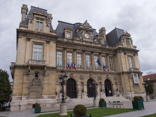 Le mariage de Dan et Pauline à Paris, Paris 3