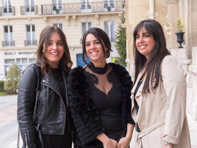 Le mariage de Dan et Pauline à Paris, Paris 7