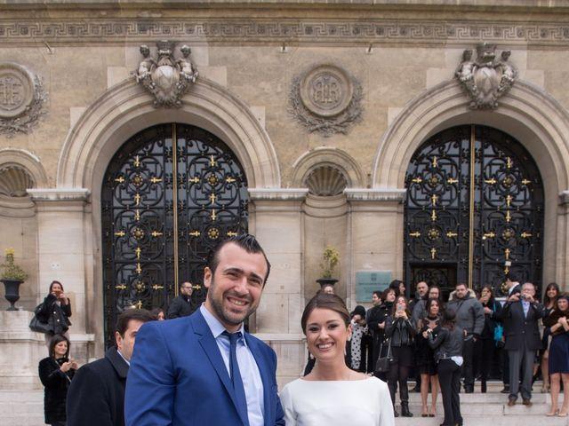 Le mariage de Dan et Pauline à Paris, Paris 10
