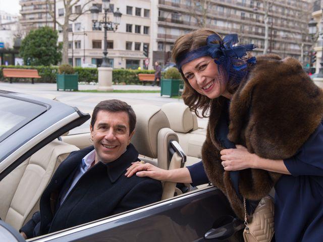 Le mariage de Dan et Pauline à Paris, Paris 11