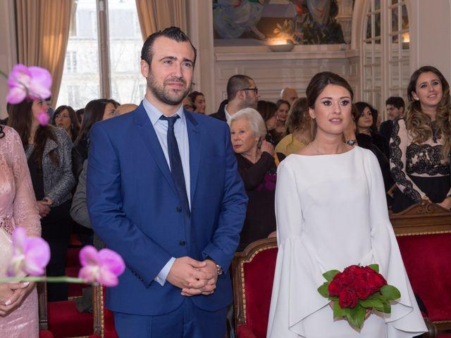 Le mariage de Dan et Pauline à Paris, Paris 12