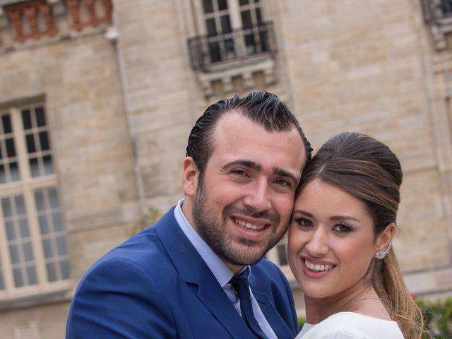 Le mariage de Dan et Pauline à Paris, Paris 20