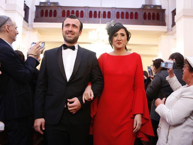 Le mariage de Dan et Pauline à Paris, Paris 58