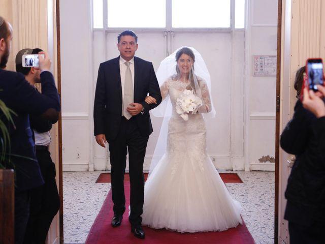 Le mariage de Dan et Pauline à Paris, Paris 59