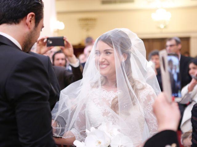Le mariage de Dan et Pauline à Paris, Paris 61
