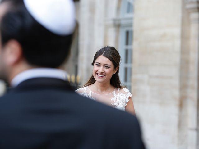 Le mariage de Dan et Pauline à Paris, Paris 65