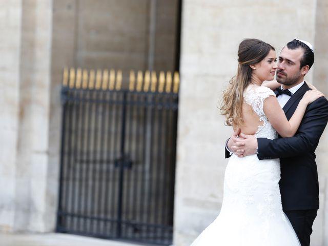 Le mariage de Dan et Pauline à Paris, Paris 67