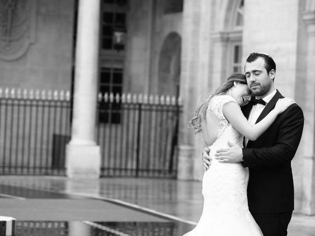 Le mariage de Dan et Pauline à Paris, Paris 69