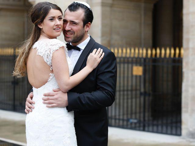 Le mariage de Dan et Pauline à Paris, Paris 1