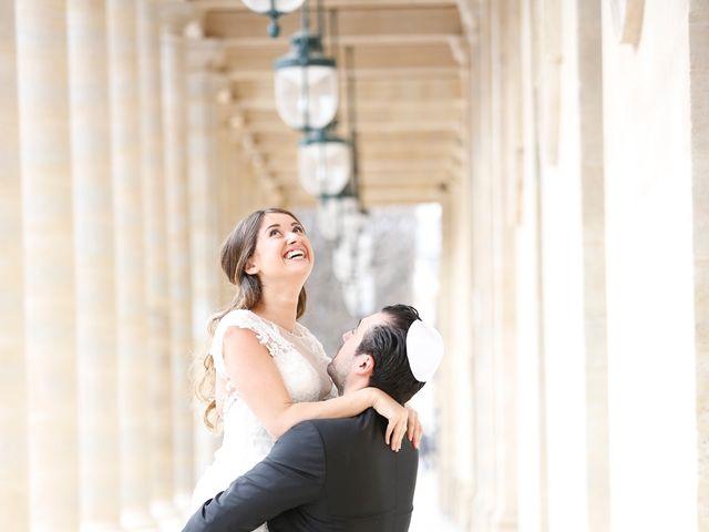 Le mariage de Dan et Pauline à Paris, Paris 74