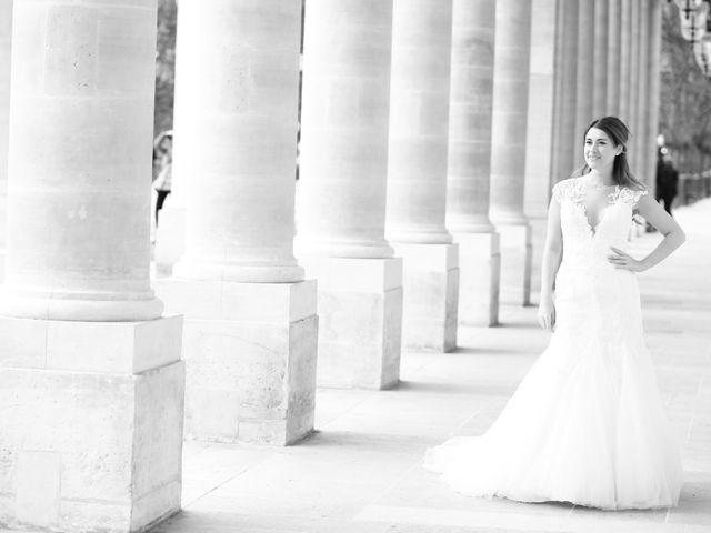 Le mariage de Dan et Pauline à Paris, Paris 76