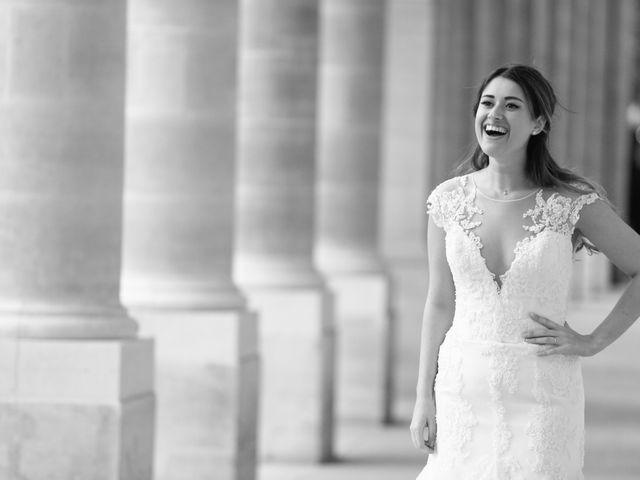 Le mariage de Dan et Pauline à Paris, Paris 2
