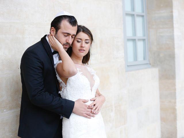 Le mariage de Dan et Pauline à Paris, Paris 78