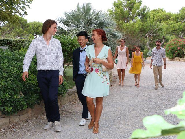 Le mariage de Adrien et Charlotte à Béziers, Hérault 21