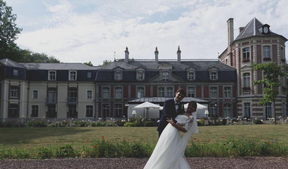 Le mariage de Maxime et Mathilde à Lille, Nord