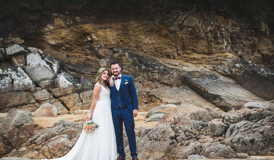 Le mariage de Grégory et Angie à Douarnenez, Finistère