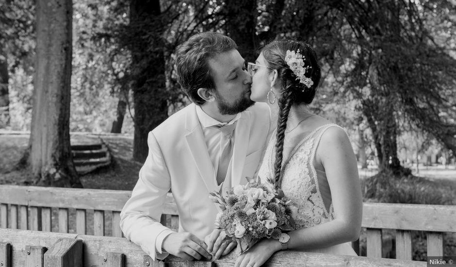 Le mariage de Pamela et Valier à Livry-Gargan, Seine-Saint-Denis
