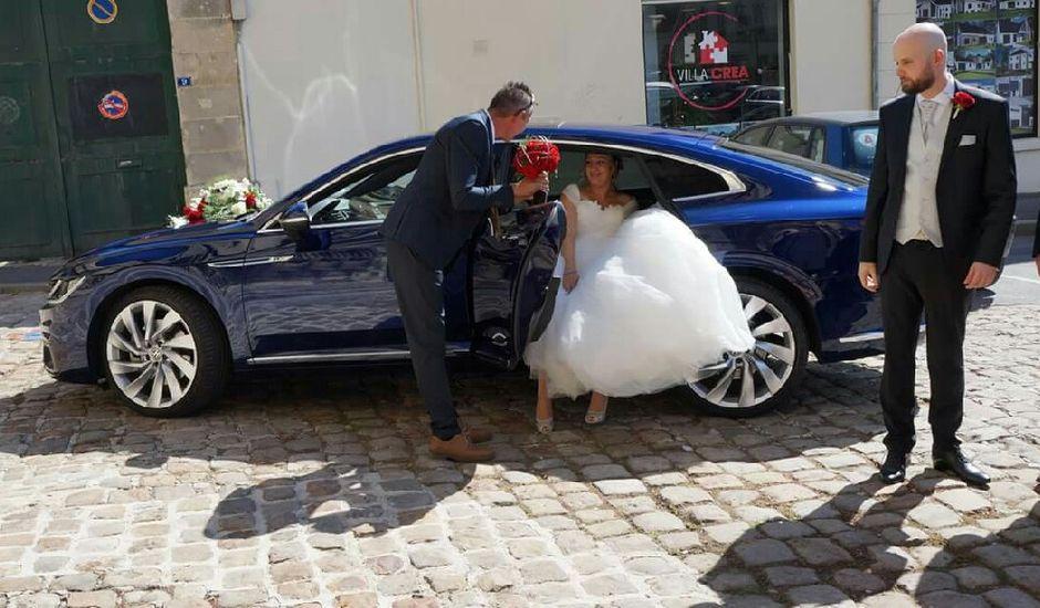 Le mariage de Francois et Séverine à Compiègne, Oise