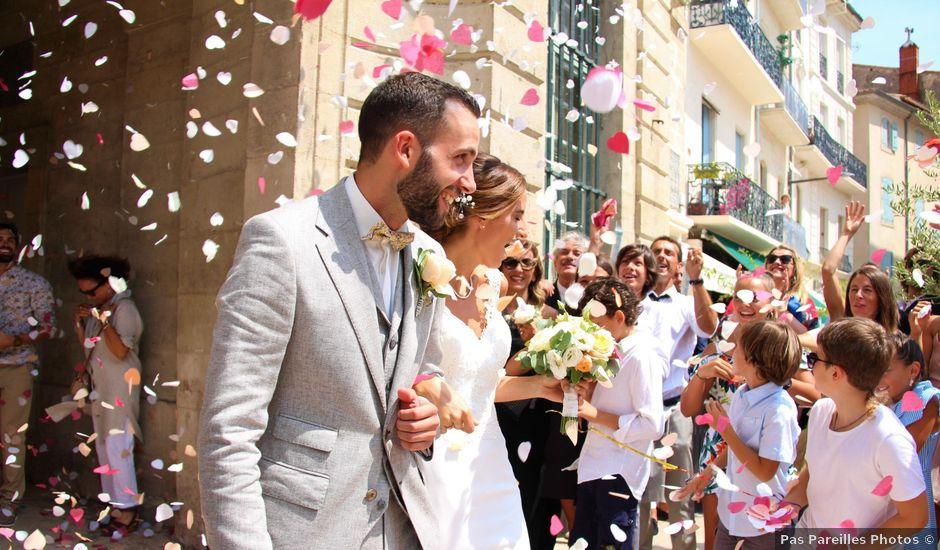Le mariage de Adrien et Charlotte à Béziers, Hérault