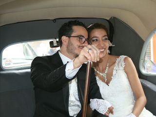 Le mariage de Samira et Martin 1