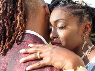 Le mariage de Laurianne et Esli