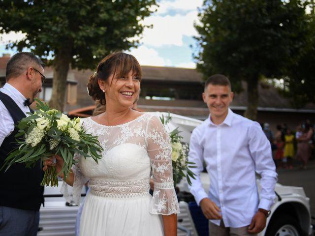 Le mariage de Yannick et Carole à Châtenoy-le-Royal, Saône et Loire 13