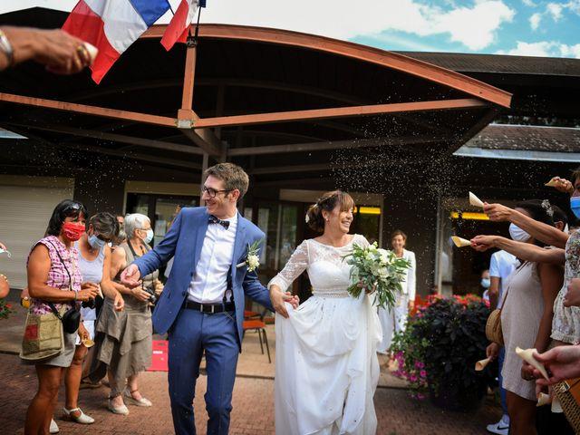 Le mariage de Yannick et Carole à Châtenoy-le-Royal, Saône et Loire 22