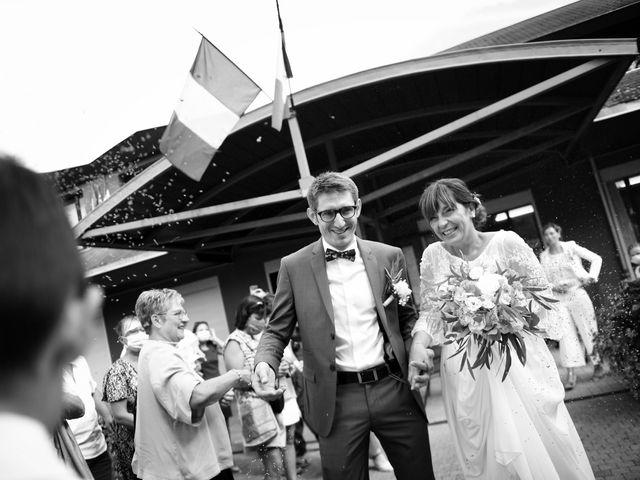 Le mariage de Yannick et Carole à Châtenoy-le-Royal, Saône et Loire 23