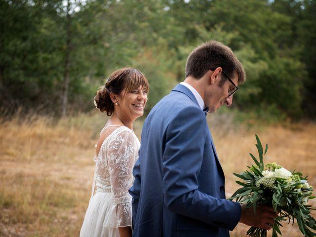 Le mariage de Carole et Yannick