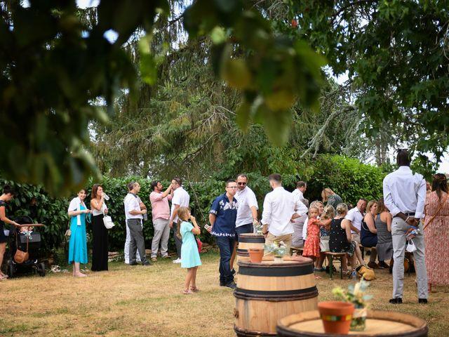 Le mariage de Yannick et Carole à Châtenoy-le-Royal, Saône et Loire 34