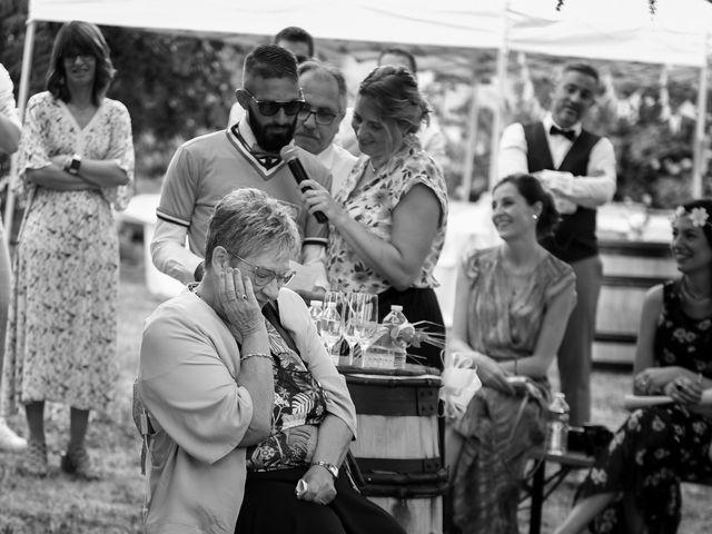Le mariage de Yannick et Carole à Châtenoy-le-Royal, Saône et Loire 36