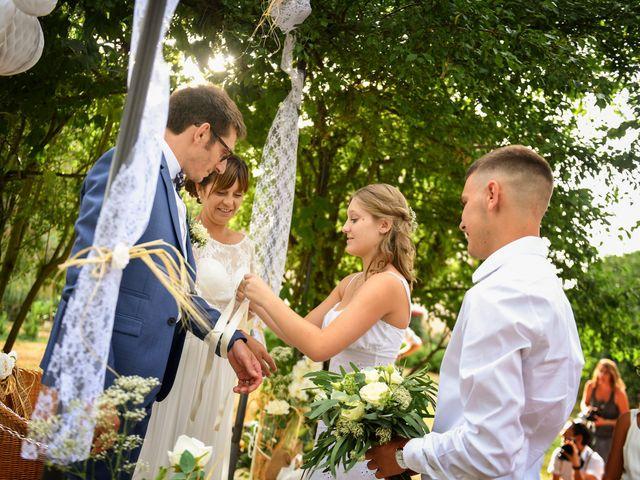 Le mariage de Yannick et Carole à Châtenoy-le-Royal, Saône et Loire 43