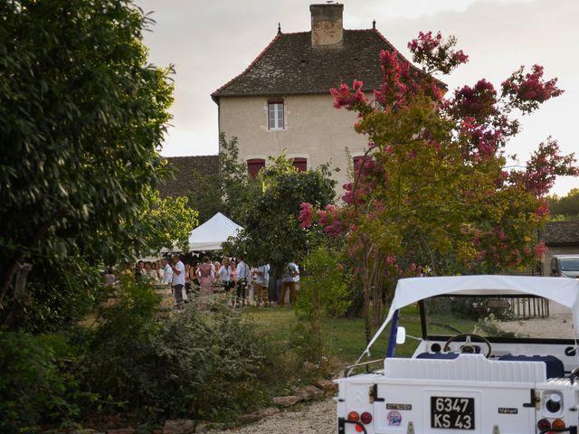 Le mariage de Yannick et Carole à Châtenoy-le-Royal, Saône et Loire 48