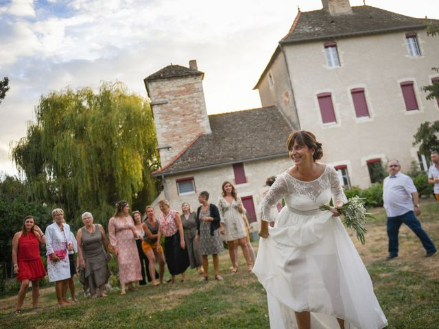Le mariage de Yannick et Carole à Châtenoy-le-Royal, Saône et Loire 49