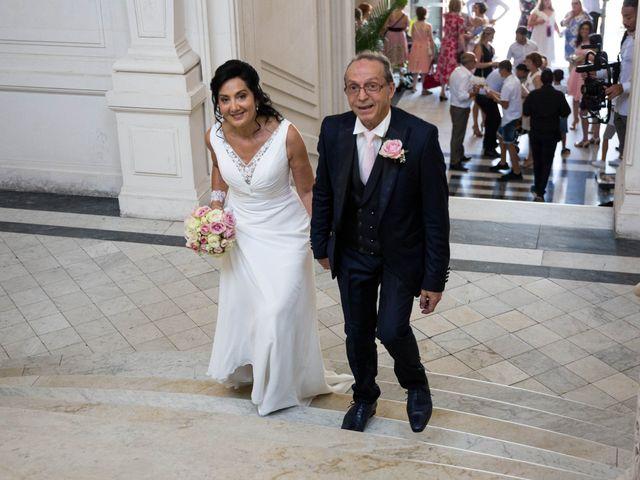 Le mariage de J-C et Christine à Poitiers, Vienne 5