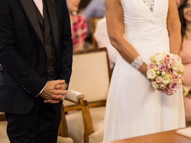 Le mariage de J-C et Christine à Poitiers, Vienne 15